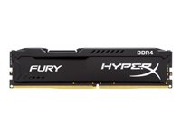 HyperX FURY - DDR4 - 8 Go - DIMM 288 broches HX429C17FB2/8