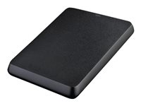 "Uniformatic - Disque dur - 1 To - externe ( de bureau ) - 3.5"" - USB 3.0 - noir 80343"