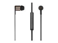 Lenovo ThinkPad In-Ear Headphones - Casque - intra-auriculaire - pour ThinkPad L460; L560; P40 Yoga; P50; T460; T560; X1 Tablet; X1 Yoga; X260 4XD0K74703